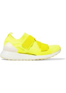Adidas by Stella McCartney Ultraboost X Neon Primeknit Sneakers
