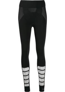 Adidas by Stella McCartney Warp knit leggings