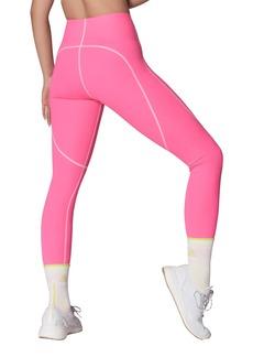 Women's Adidas By Stella Mccartney High Waist Primeblue Yoga Stirrup Tights