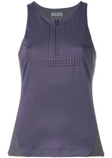 Adidas by Stella McCartney zip down tank top