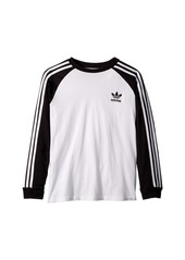 Adidas California Long Sleeve (Little Kids/Big Kids)