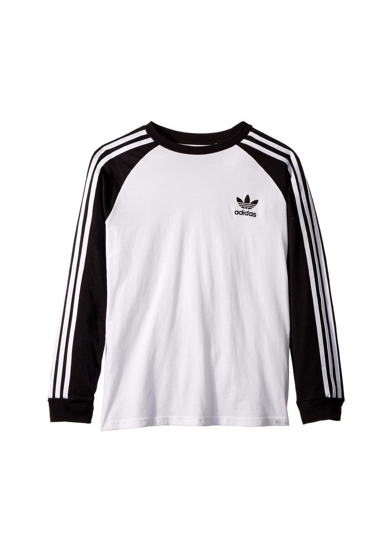 Adidas California Long Sleeve (Little Kids/Big Kids)