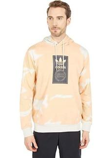 Adidas Camo All Over Print Hoodie