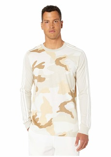 Adidas Camo Long Sleeve Tee
