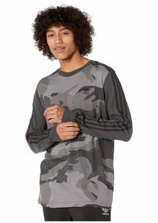 Adidas Camo Long Sleeve Tee
