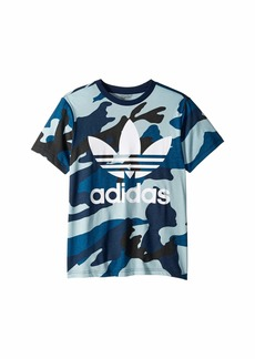 Adidas Camo Tee (Little Kids/Big Kids)