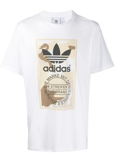 Adidas Camouflage Tongue T-Shirt