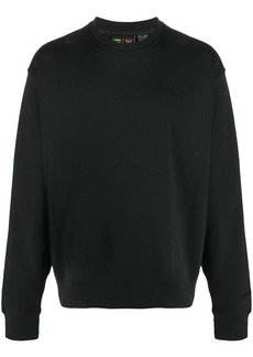 Adidas classic long sleeve sweatshirt