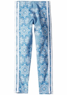 Adidas Clear Sky Leggings (Little Kids/Big Kids)