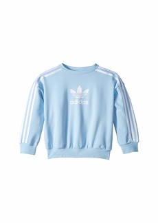 Adidas Clear Sky Sweatshirt (Little Kids/Big Kids)