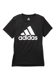 Adidas Clima Performance Logo Tee (Big Boys)