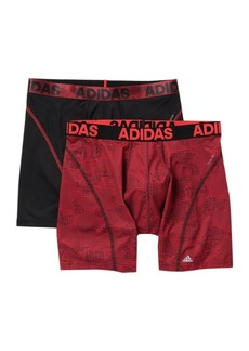 Adidas Climacool Sport Performance Boxer Briefs - Pack of 2