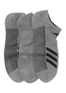 Adidas Climacool Superlite No Show Socks - Pack of 3