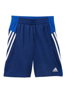 Adidas Climalite Melange Shorts (Big Boys)