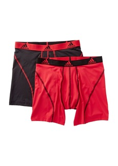 Adidas Climalite Performance Boxer Brief - Pack of 2