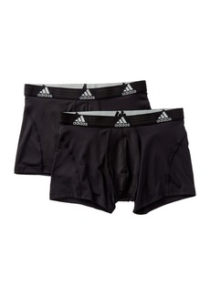 Adidas Climalite Performance Trunk - Pack of 2