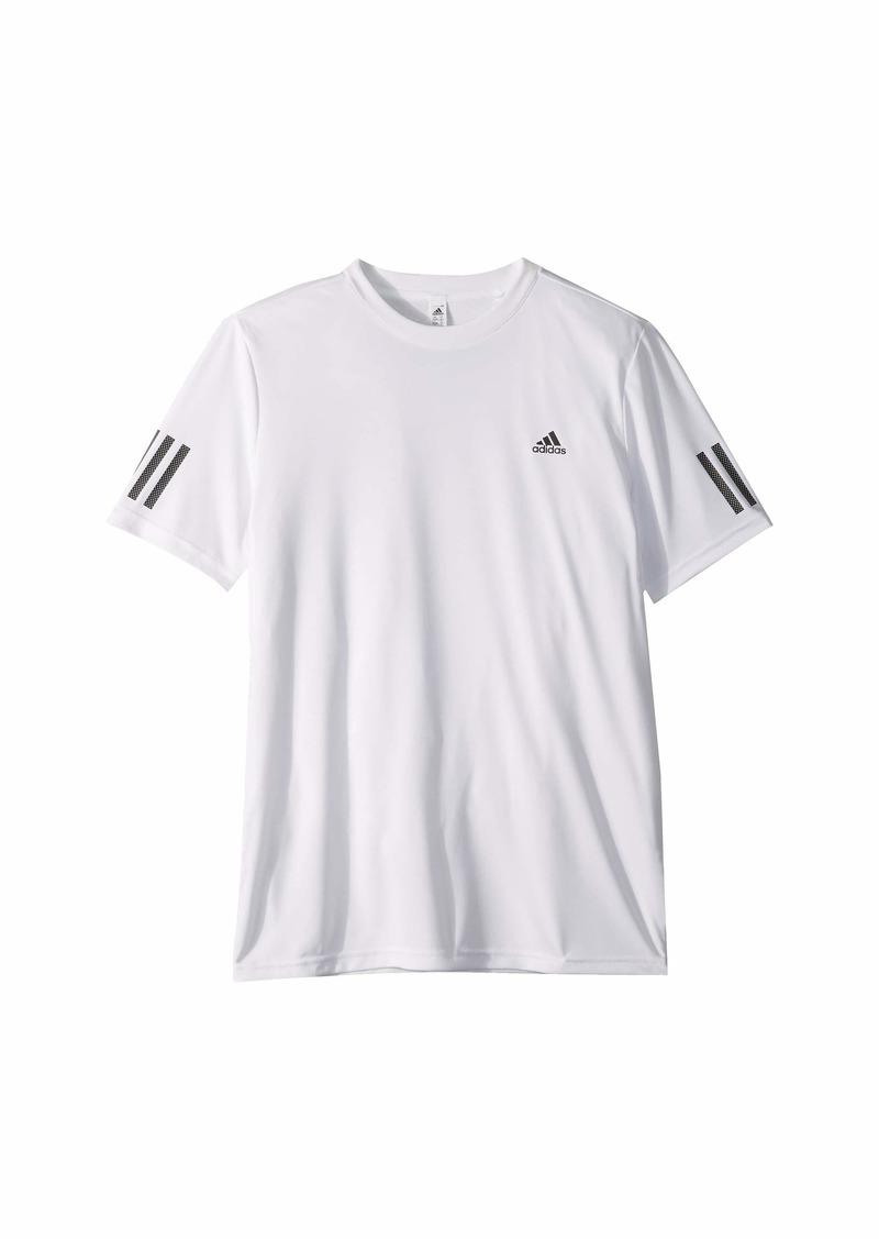 Adidas Club 3-Stripes Tee (Little Kid/Big Kid)