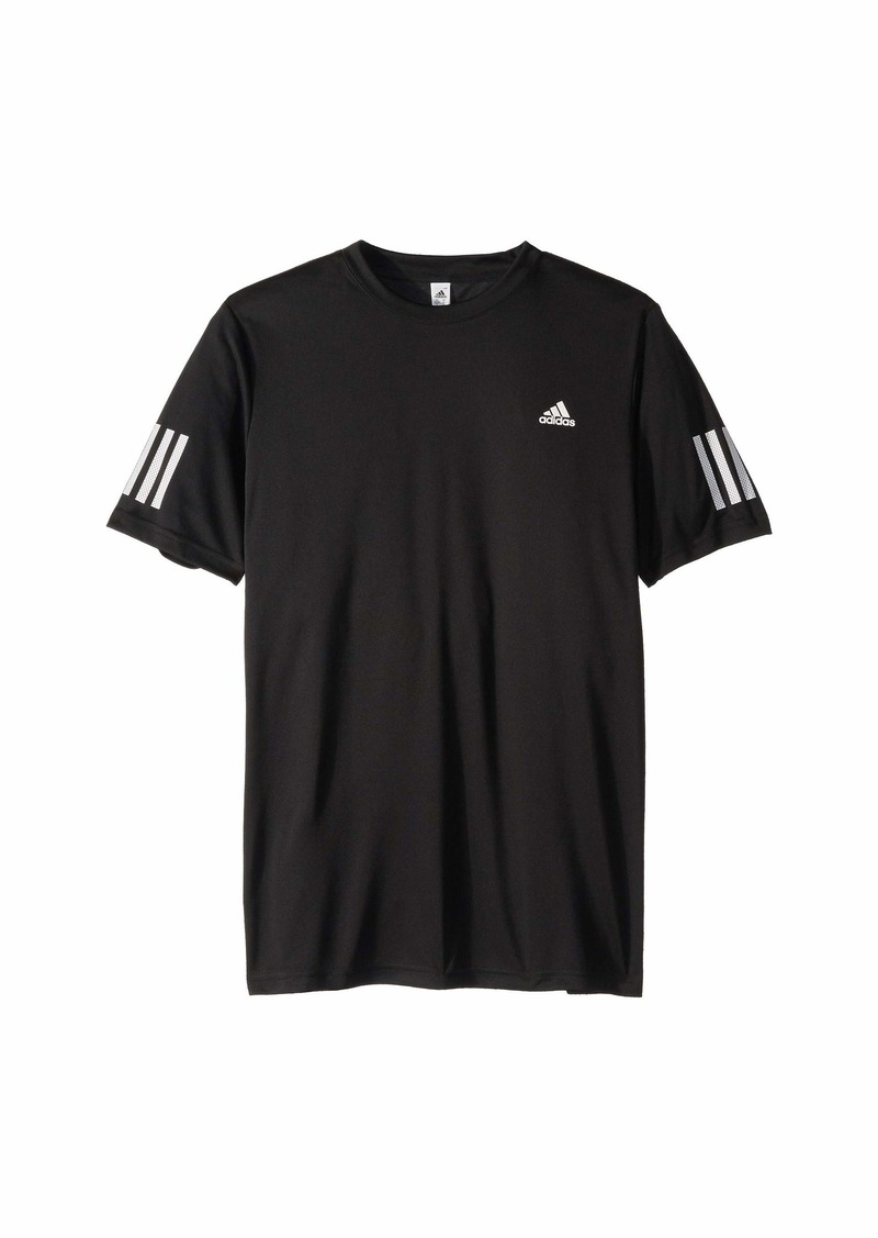 Adidas Club 3-Stripes Tee (Little Kid/Big Kid)