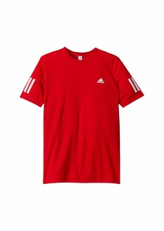 Adidas Club 3-Stripes Tee (Little Kids/Big Kids)
