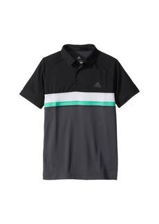Adidas Club Color Block Polo (Little Kids/Big Kids)