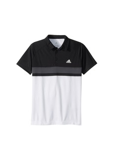 Adidas Club Color Block Polo (Little Kids/Big Kids)