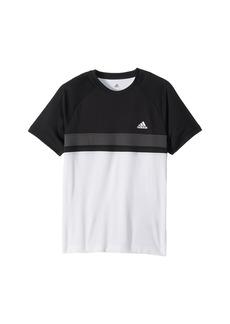 Adidas Club Color Block Tee (Little Kids/Big Kids)