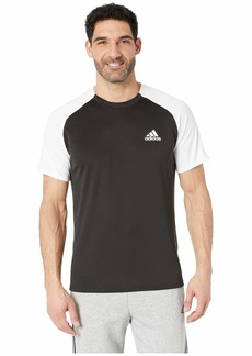 Adidas Club Colorblock Tee