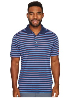 Adidas Club Merch Stripe Polo