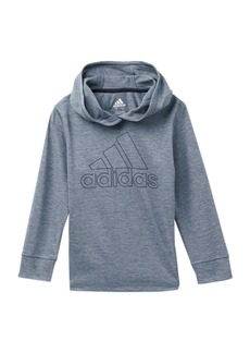 Adidas Coast to Coast Pullover Hoodie (Toddler Boys & Little Boys)