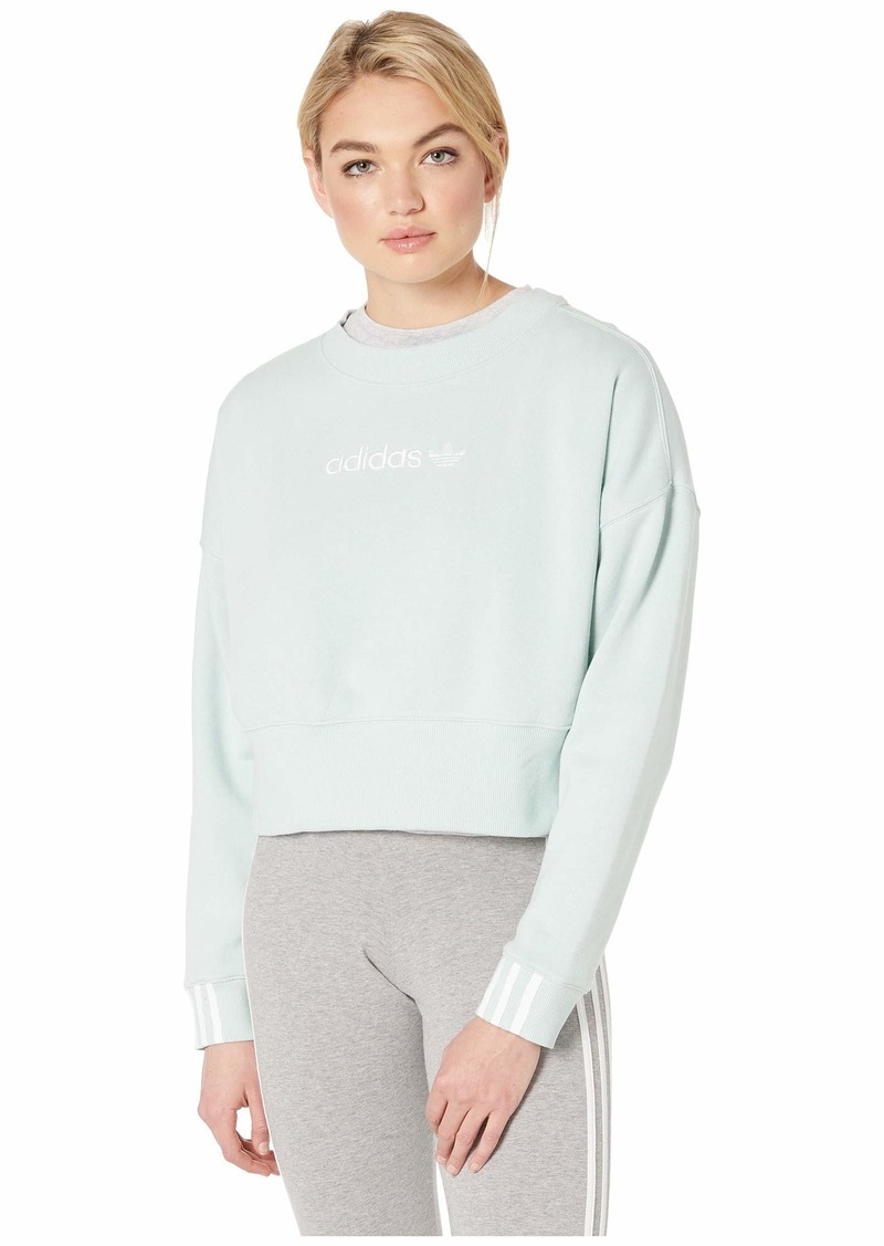 Adidas Coeeze Crop Sweat