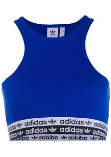 Adidas Collegiate crop top