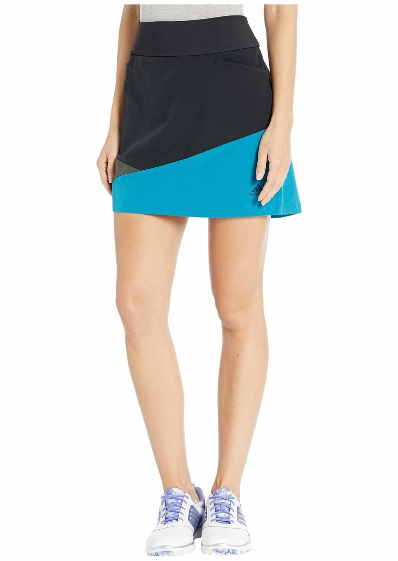 Adidas Color Blocked Skort