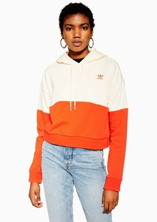 Colour Block Hoodie By Adidas