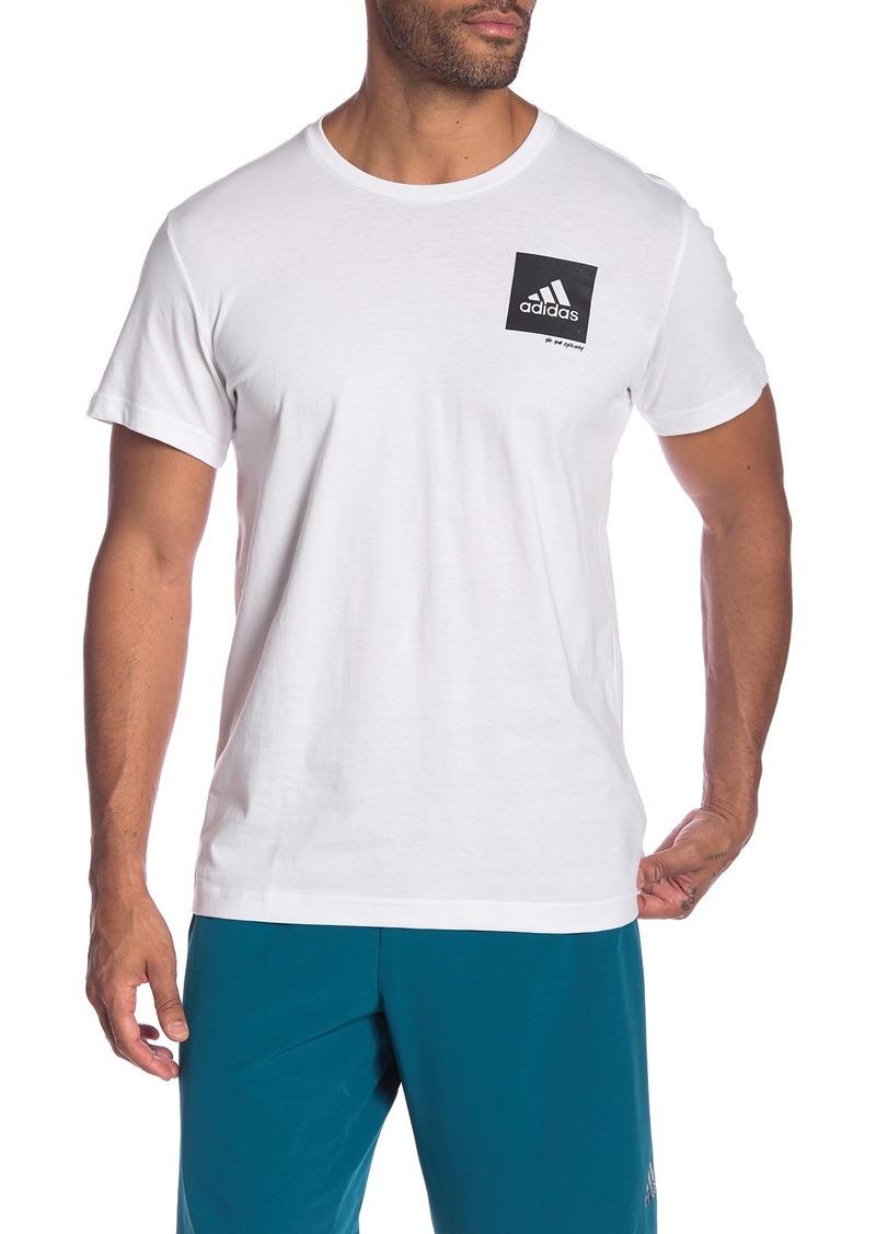 Adidas Confidential Short Sleeves Tee