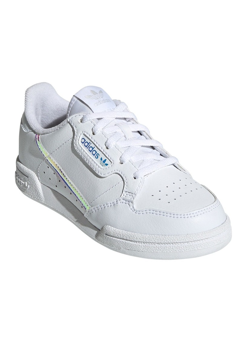 Adidas Continental 80 Sneaker (Little Kid)