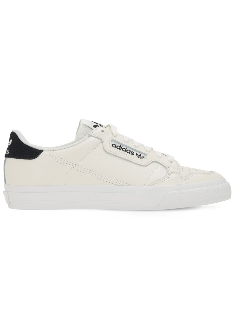 Adidas Continental Vulc Leather Sneakers