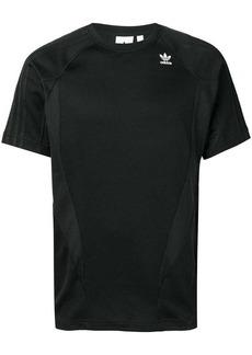 Adidas contrast logo T-shirt
