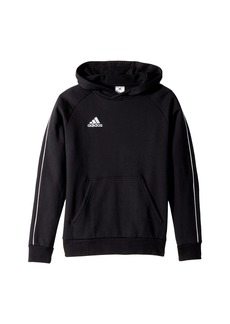 Adidas Core 18 Hoodie (Little Kids/Big Kids)