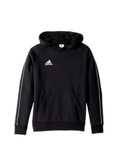 Adidas Core 18 Hoodie (Little Kids/Big Kids)