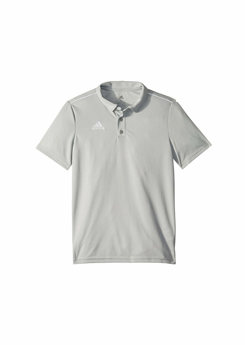 Adidas Core 18 Polo (Little Kids/Big Kids)