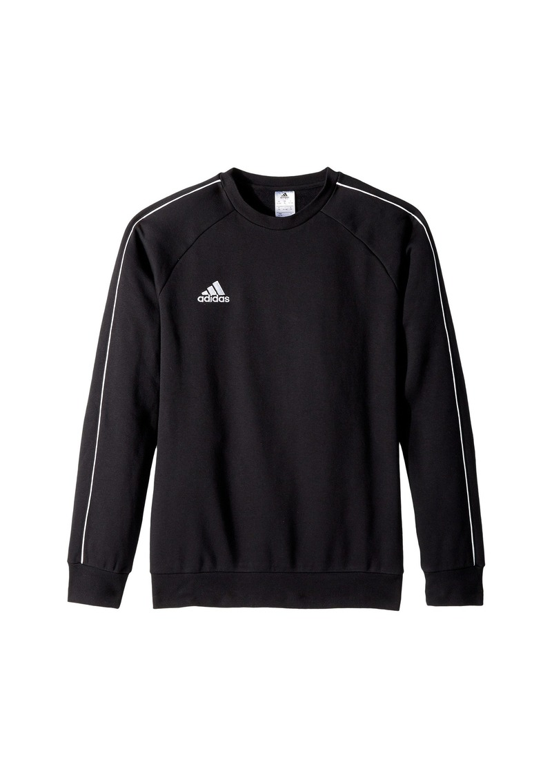 Adidas Core 18 Sweatshirt Top (Little Kids/Big Kids)