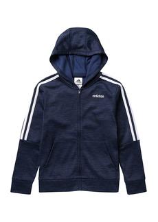 Adidas Core Hooded Jacket (Big Boys)