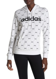 Adidas Core Linear Graphic Hoodie