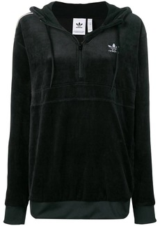 Adidas Cozy half-zip hoodie
