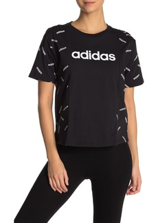 Adidas Crew Neck Short Sleeve T-Shirt