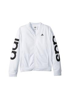 Adidas Cropped Adi Bomber Jacket (Big Kids)