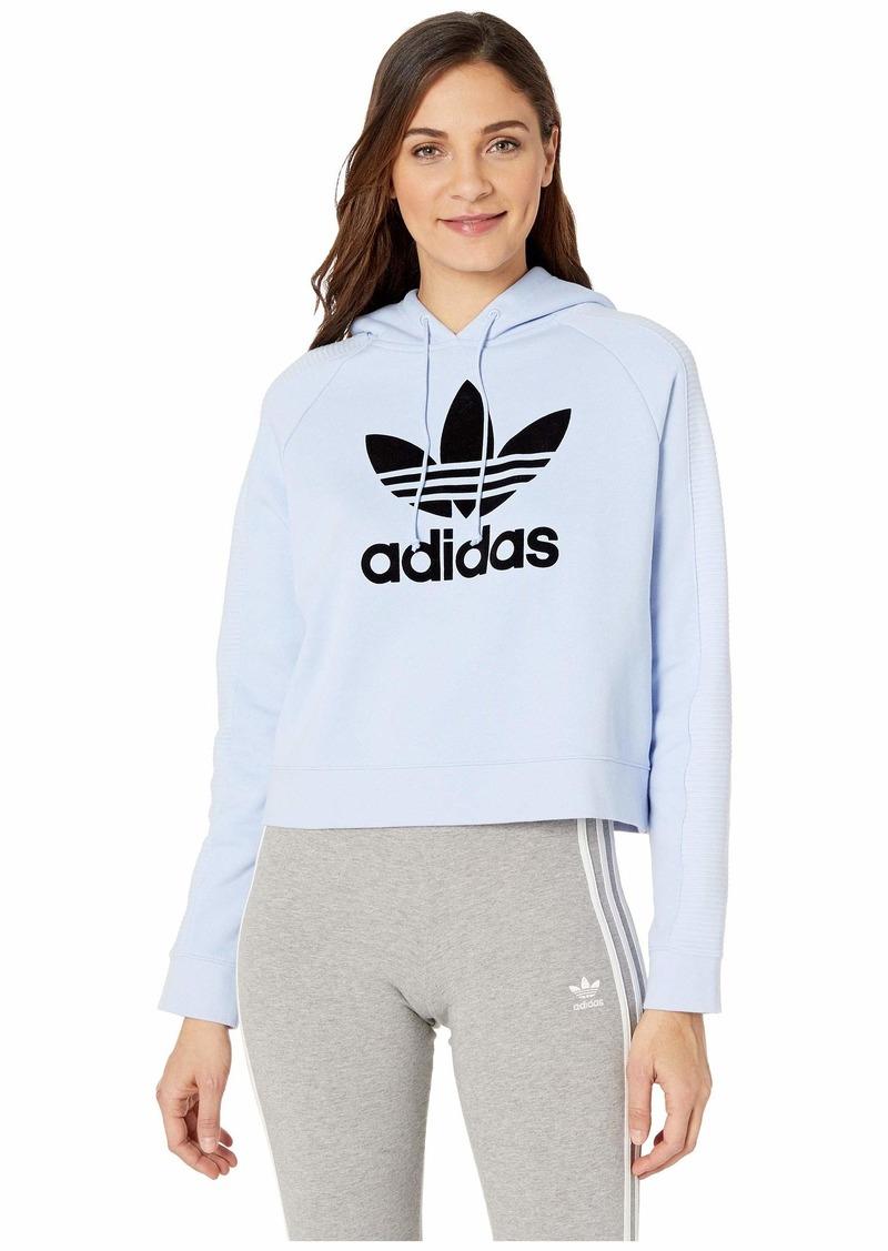 Adidas Cropped Hoodie