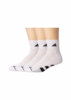 Adidas Cushioned II Quarter Socks 3-Pack