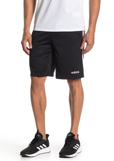 Adidas Design 2 Move Climacool 3 Stripe Knit Shorts