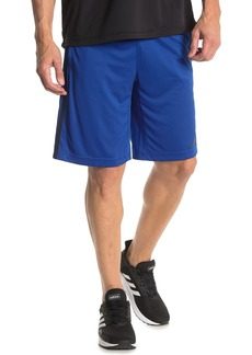 Adidas Design 2 Move 3-Stripe Knit Shorts